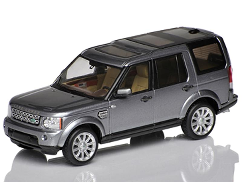 Diecast model - Land Rover Discovery 4 - Picture N.1