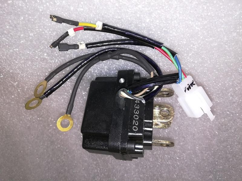 SOLENOIDE TIPO ALLBRIGHT 12 VOLT PER T-MAX SERIE X-POWER - Picture N.1