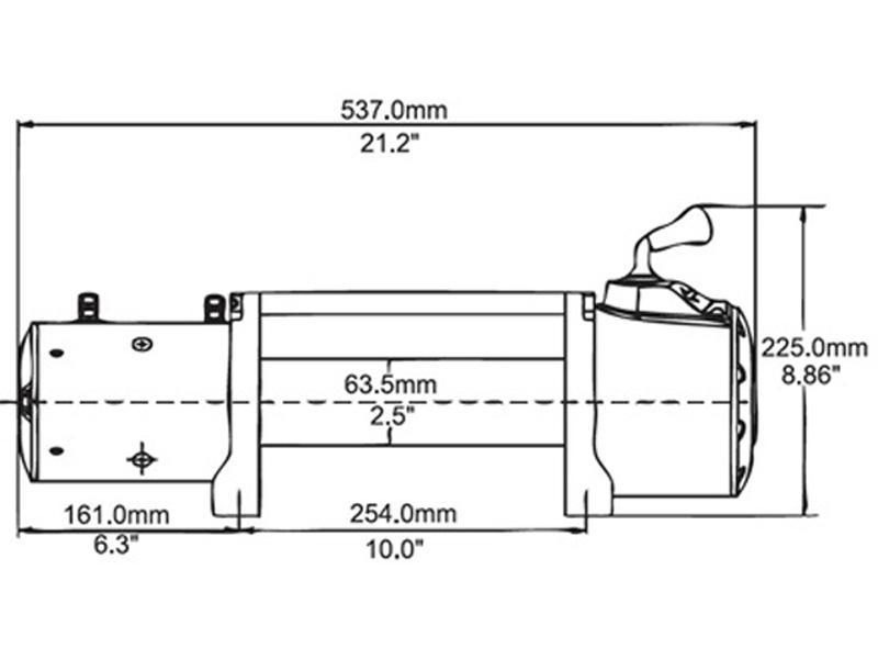 Schema Elettrico Max : Aylmer motors t max verricelli verricello pew