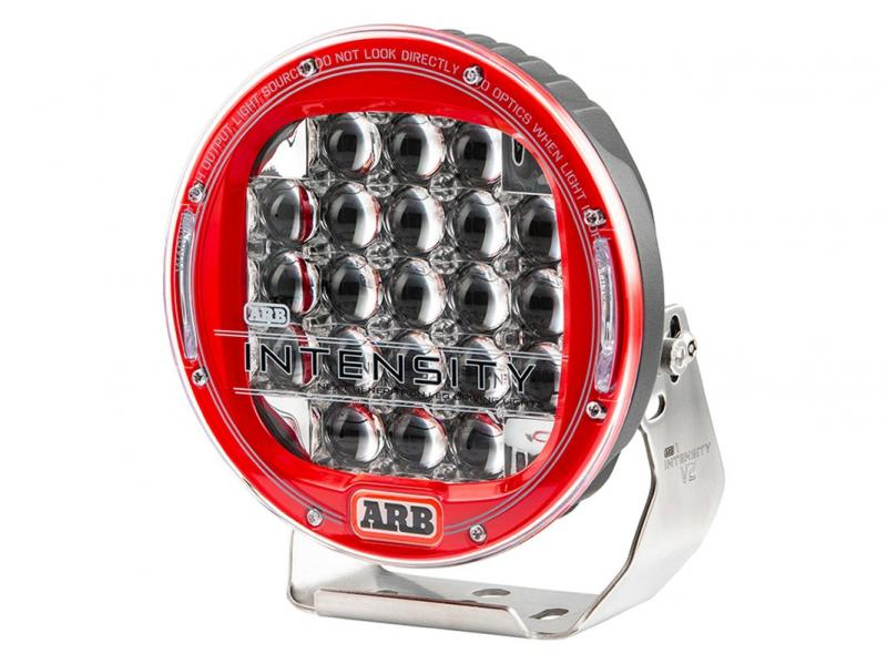 FARO SUPPLEMENTARE LED ARB INTENSITY 21 LED - Picture N.1