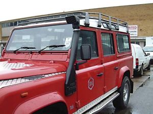 SNORKEL IN PLASTICA TIPO SAFARI - DEFENDER TURBO DIESEL E 200TDI - Picture N.1