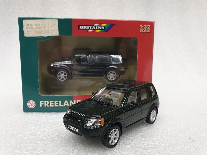 MODELLINO FREELANDER I SCALA 1:32 - Picture N.1