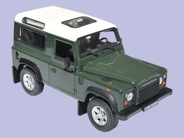 Defender model - 2007 onwards - Picture N.1