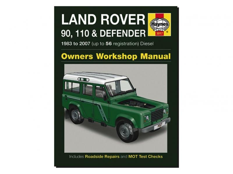 "MANUALE OFFICINA IN INGLESE 90""- 110"" E DEFENDER DAL 1983 AL 2007 - DIESEL - Picture N.1"