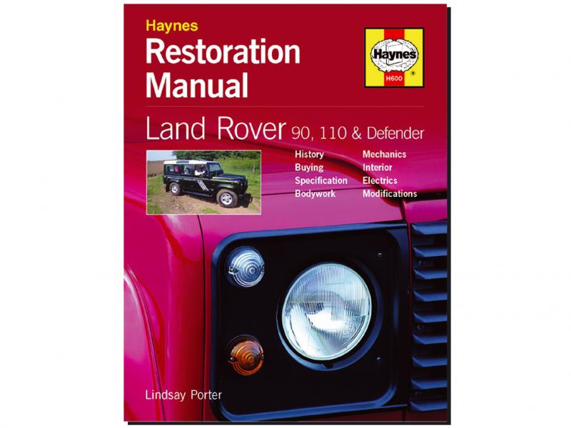 Restoration Manual - Picture N.1