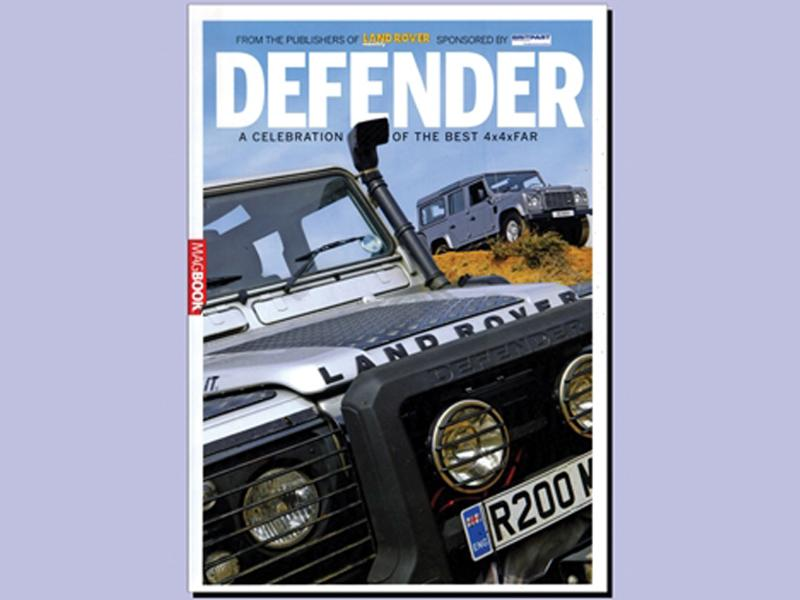 Defender mag book - Picture N.1