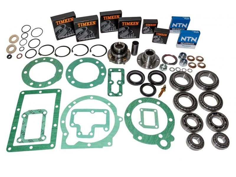 KIT COMPLETO REVISIONE RIDUTTORE LT230 OEM  - Picture N.1
