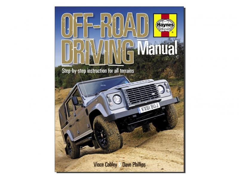 "MANUALE IN INGLESE PER GUIDA FUORISTRADA ""OFF ROAD DRIVING MANUAL"" - Picture N.1"