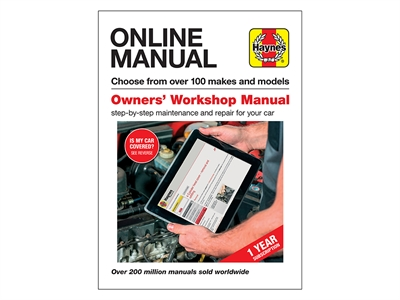Workshop online Manual - Picture N.1