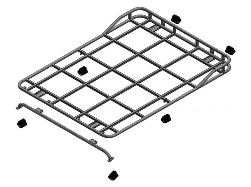 PORTAPACCHI SAFETY DEVICES DEFENDER 90 X ROLL CAGE - Picture N.1