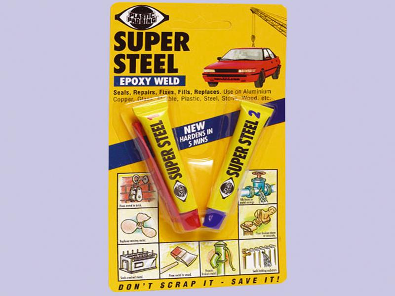 Super Steel Epoxy-Weld - Picture N.1