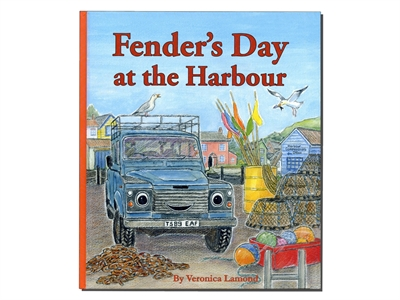 "FENDER HARBOUR - LIBRO IN INGLESE ""FENDER'S DAY AT THE HARBOUR"" BY VERONICA LAMOND"