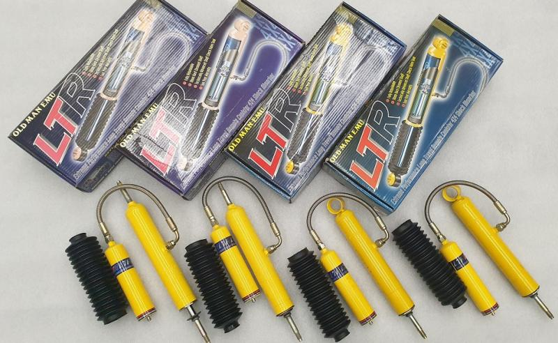 KIT AMMORTIZZATORI LTR OLD MAN EMU - DEFENDER, DISCOVERY I E RANGE CLASSIC - Picture N.1