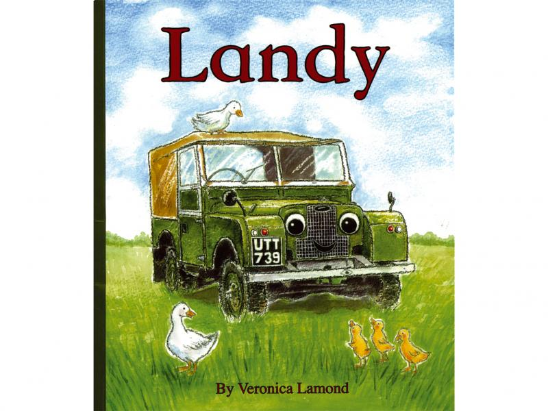 "Libro in inglese ""Landy""  by Veronica Lamond - Picture N.1"