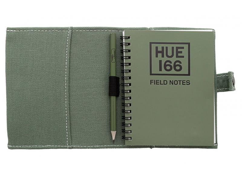 AGENDA VINTAGE HUE CON COVER IN CANVAS - Picture N.1