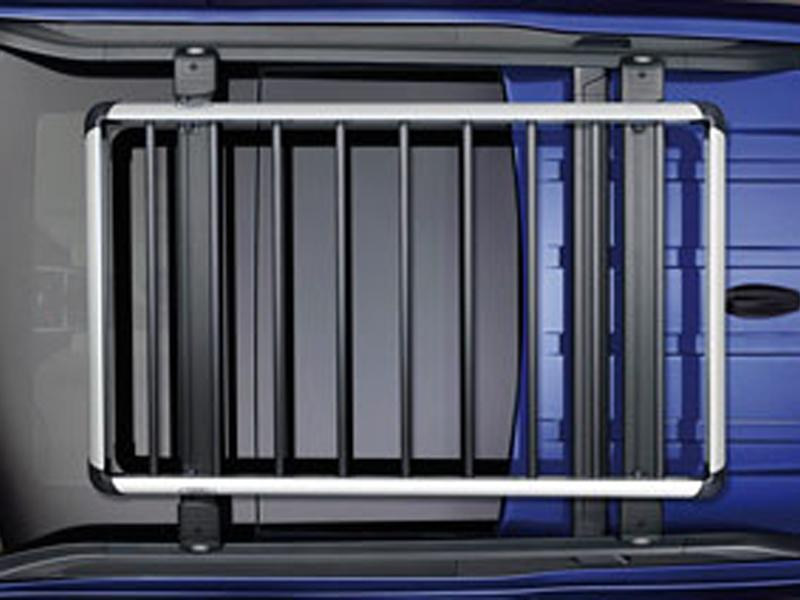 Roof rack luggage carrier - Picture N.1