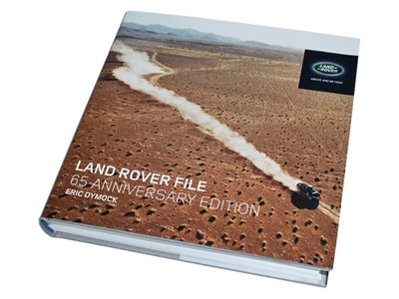 Land Rover File - 65 Anniversary Edition - Picture N.1