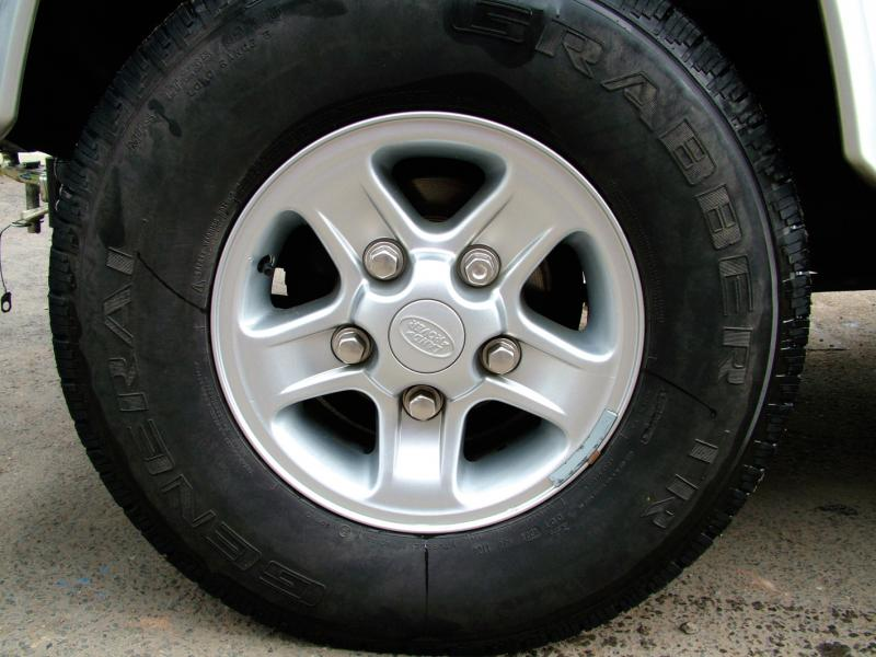 Aylmer Motors Cerchioni Lega Cerchio Lega