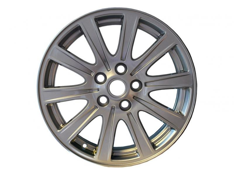 CERCHIONE IN LEGA 18 X 8 DISCOVERY III IV RANGE SPORT - Picture N.1