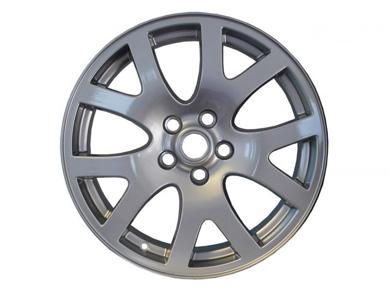 CERCHIONE IN LEGA 19 X 9 DISCOVERY III IV RANGE SPORT - Picture N.1
