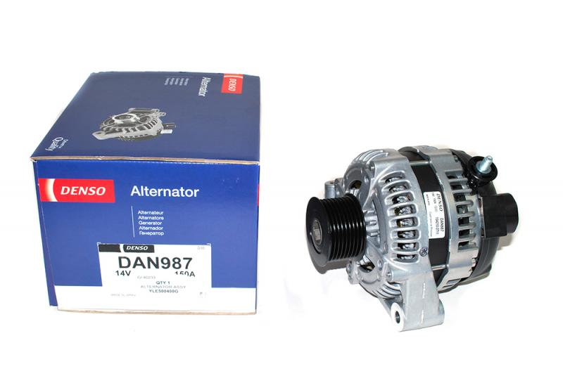 ALTERNATORE DISCOVERY III 2.7 DIESEL E RANGE ROVER SPORT 2.7 DIESEL FINO A 9A999999 - Picture N.1