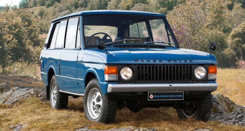 Speciale Range Rover Classic